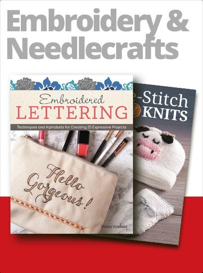 Embroidery and Needlecrafts