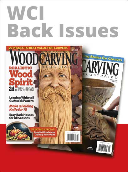 WCI Back Issues