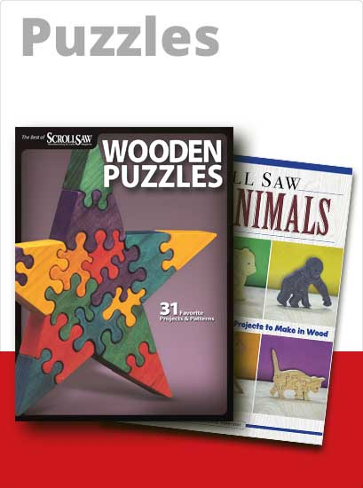 Scroll Saw Puzzles