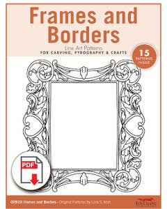 Frames and Borders Patterns