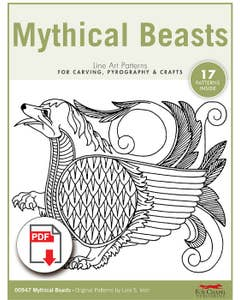 Mythical Beasts Patterns (Download)