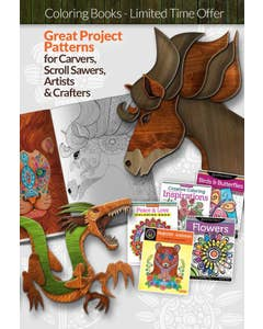 Coloring Book 10 Pack Bundle