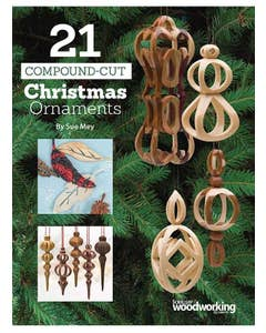 21 Compound-Cut Christmas Ornaments