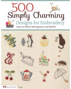 500_Simply_Charming_Designs_for_Embroidery_0
