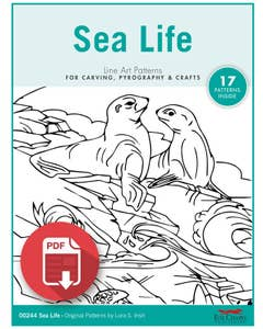 Sea Life Pattern Package (Download)