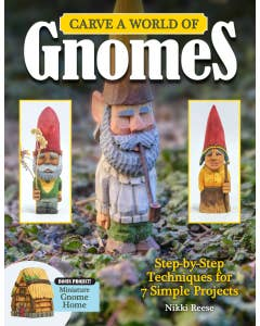 Carve a World of Gnomes