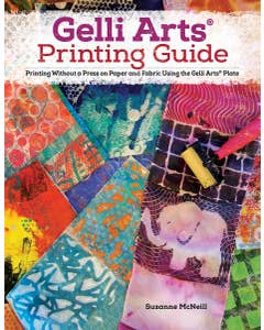This newly expanded edition contains an updated art gallery featuring the latest Gelli® plate techniques.