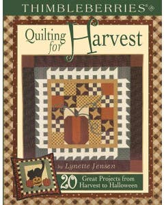 Thimbleberries Quilting for Harvest (Download)