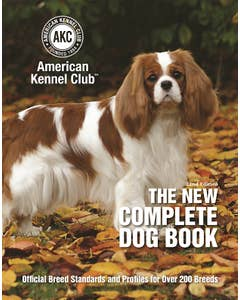 New Complete Dog Book, 22nd Edition