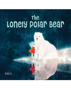 The Lonely Polar Bear (Hardcover)