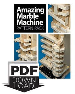Amazing Marble Machine Pattern Pack - DOWNLOAD