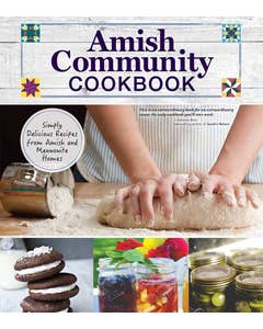 Amish Community Cookbook (PB)