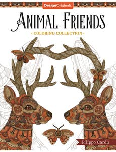 Animal_Friends_Filippo_Cardu_Coloring_Collection_0