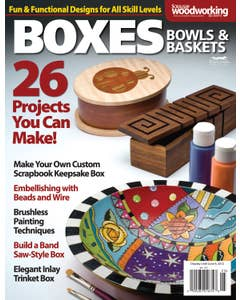 Boxes, Bowls & Baskets Special Issue