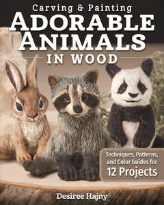 Carving_&_Painting_Adorable_Animals_in_Wood_0