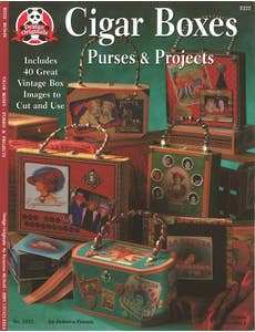Cigar Box Purses and Projects 1