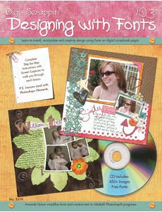 Digi-Scrappin_103_Designing_with_Fonts_CD_0