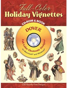Full-Color_Holiday_Vignettes_CD-rom_&_book_0