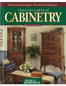 Handcrafted Cabinetry