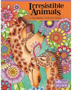 Hello_Angel_Irresistible_Animals_Coloring_Collection_0