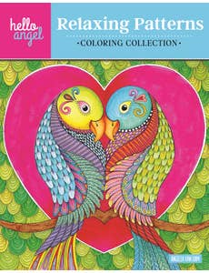 Hello_Angel_Relaxing_Patterns_Coloring_Collection_0