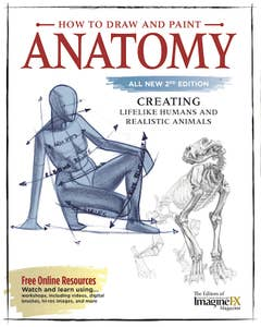How_to_Draw_and_Paint_Anatomy_All_New_2nd_Edition_0