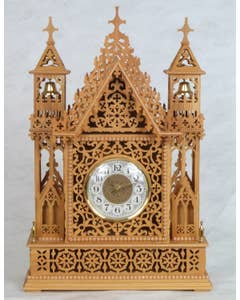 Julie Ann Clock Pattern