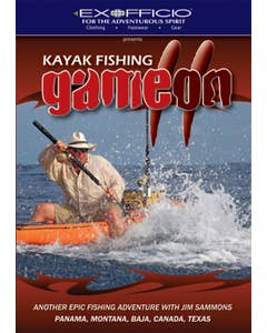 Kayak Fishing: Game On 2 DVD
