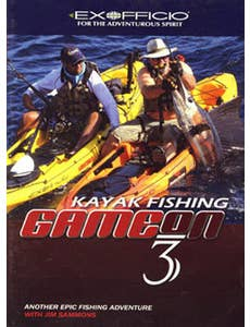 Kayak Fishing: Game on 3