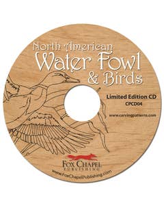 North_American_Water_Fowl_&_Birds_CD_collection_-_Limited_Edition_0