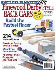 Pinewood Derby Style Race Cars Volume 3 2013 2014