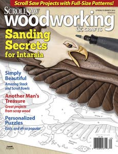 Scroll Saw Woodworking & Crafts Issue 63 Spring Summer 2016