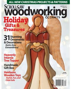 Scroll Saw Woodworking & Crafts Issue 69 Winter 2017