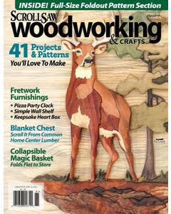 Scroll Saw Woodworking & Crafts Issue 70 Spring 2018