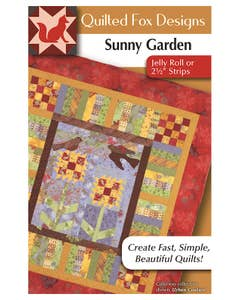 Sunny_Garden_Quilt_Pattern_Download 1