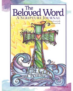 The Beloved Word: A Scripture Journal (Hardcover)
