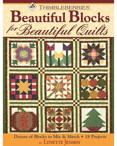 Thimbleberries Beautiful Blocks for Beautiful Quilts (Download)