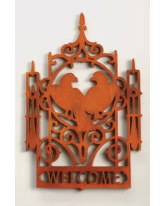 Welcome Sign Pattern