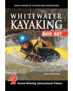 Whitewater Kayaking - DVD Box Set