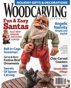 Woodcarving Illustrated 85 Winter 2018