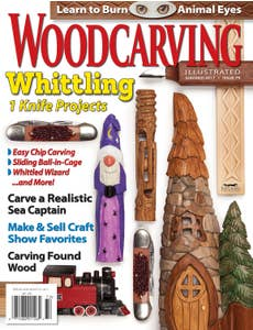 Woodcarving Illustrated Issue 79 Summer 2017