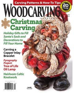Woodcarving Illustrated Issue 81 Winter 2017