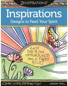 ZenspirationsR_Coloring_Book_Inspirations_Designs_to_Feed_Your_Spirit 1
