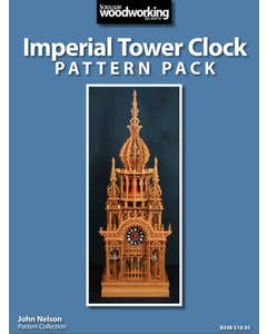 Imperial Tower Clock Pattern