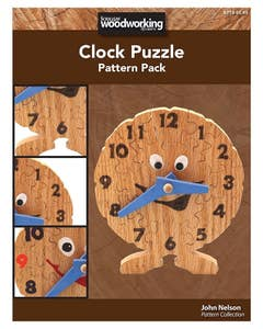 Clock Puzzle Pattern Pack (Download)