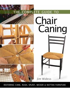 Complete Guide to Chair Caning, The