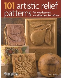 101_Artistic_Relief_Patterns_for_Woodcarvers_Woodburners_&_Crafters_0
