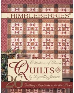 Thimbleberries (R) Collection of Classic Quitls by Lynette Jensen (Hardcover)