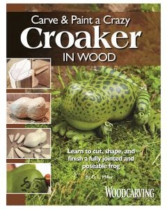 Carve_&_Paint_a_Crazy_Croaker_in_Wood_0
