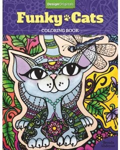 Funky_Cats_Coloring_Book_0